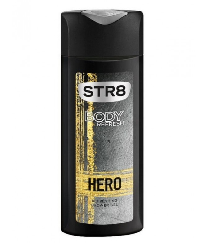 STR8 Gel Baño Hero 400ml T