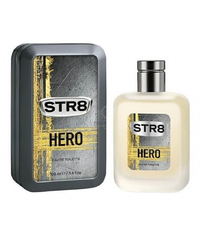 STR8 After Shave Loção Hero 100ml