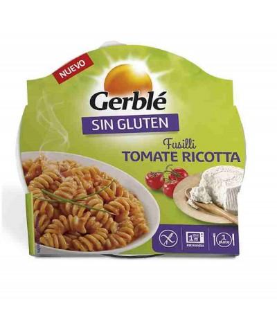 Gerble Massa com Tomate e Ricotta Sem Glúten 250gr