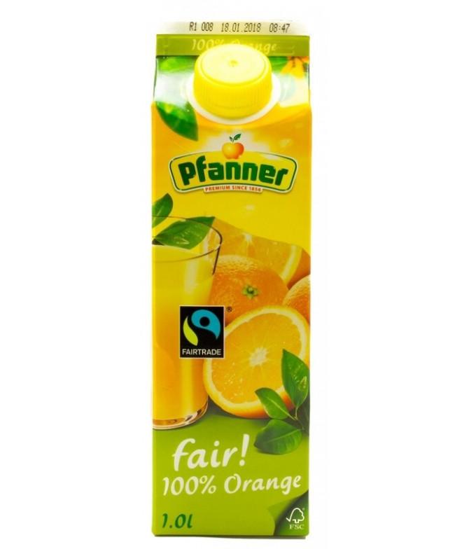 Pfanner Sumo Naranja 1L T