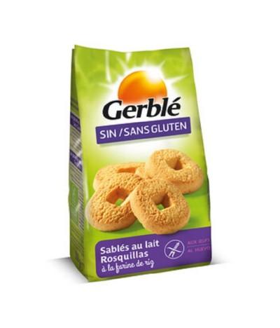 Gerblé Galletas Rosquillas Sin Gluten