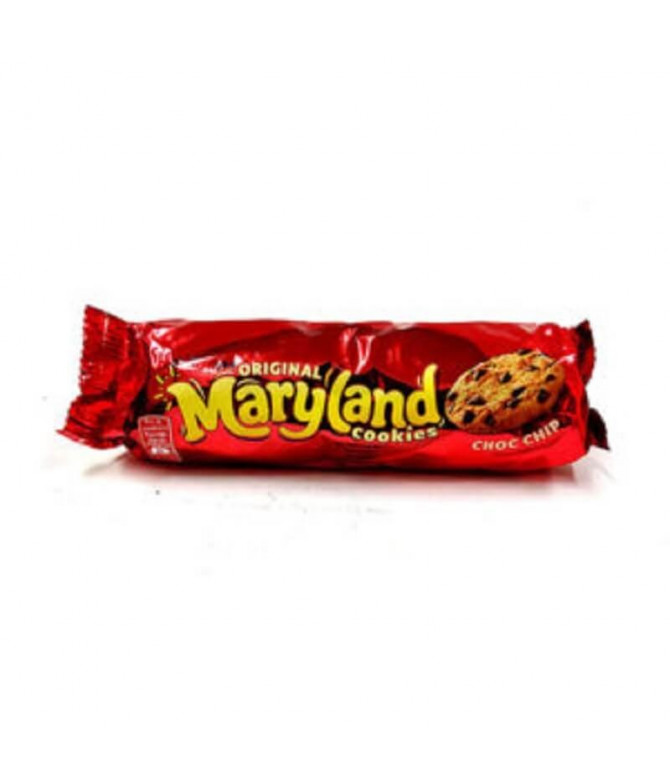 Galletas Maryland Choc Chip 136gr T