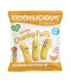 Kiddylicious Snack Banana 12gr