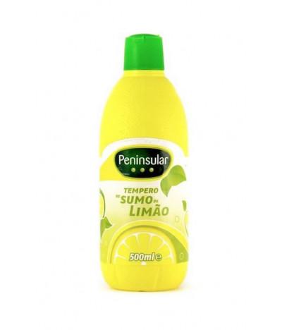 Peninsular Zumo Limón 500ml T