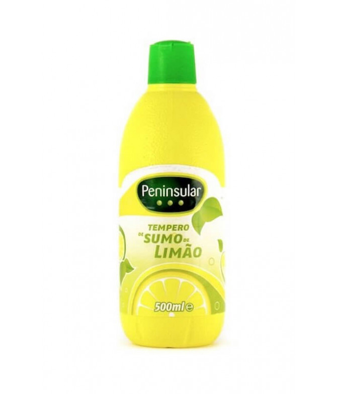 Peninsular Zumo Limón 500ml T