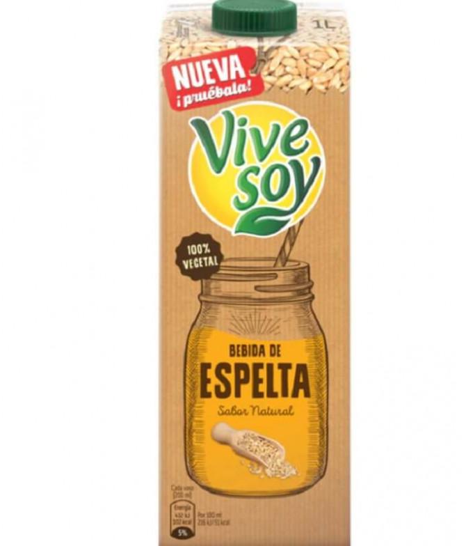 Vivesoy Bebida Espelta 1L