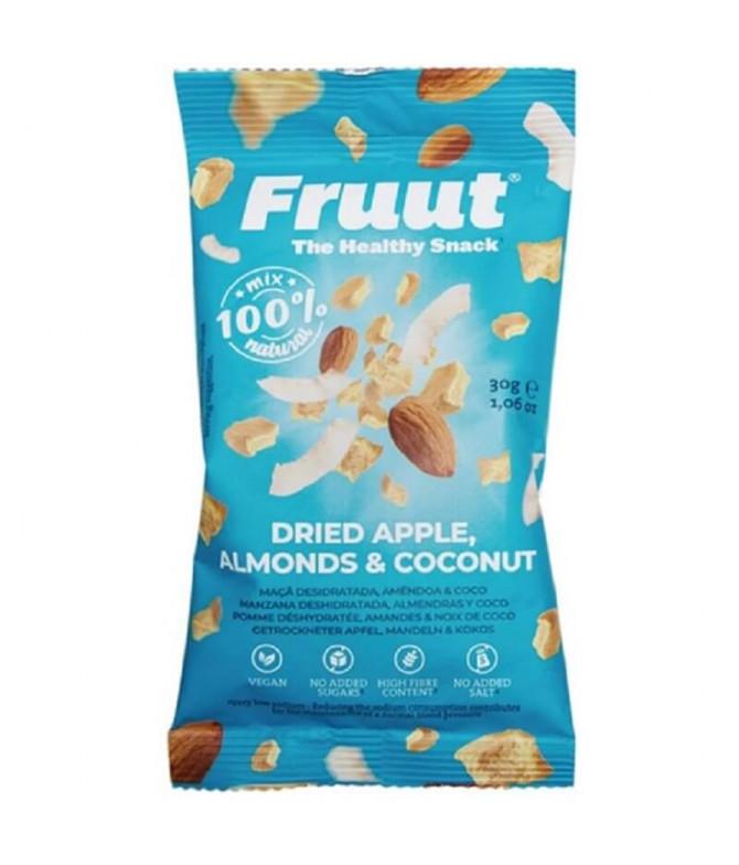 Fruut Snack Manzana, Almendra & Coco 30gr T