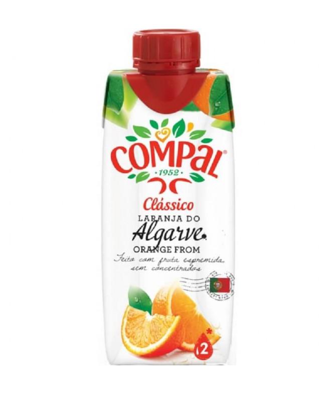 Compal Nectar Naranja del Algarve 33cl T