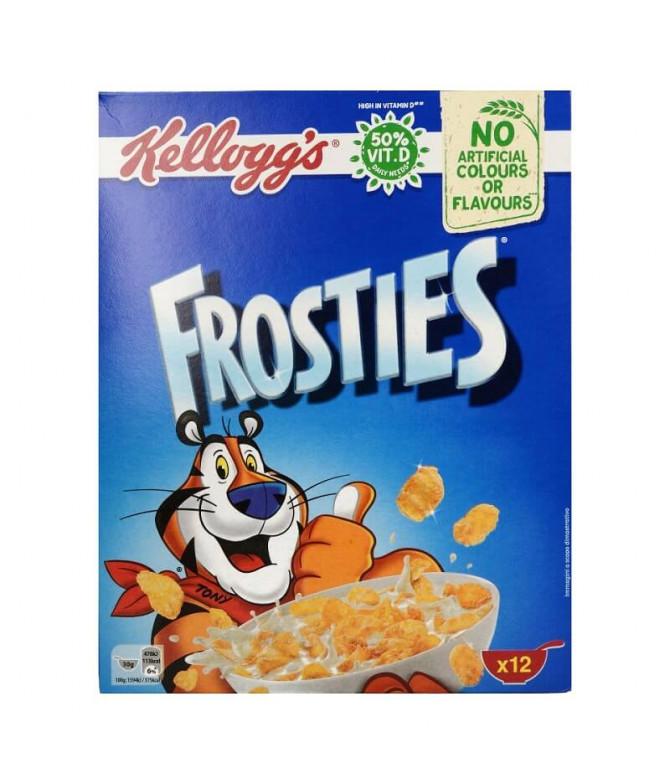 Kelloggs Cereales Frosties 375gr T