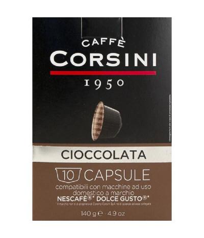 Caffè Corsini Chocolate Dolce Gusto 10un