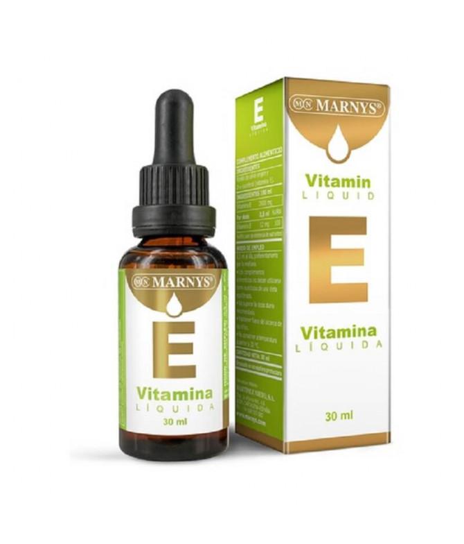 Marnys Vitamina E Líquida 30ml T