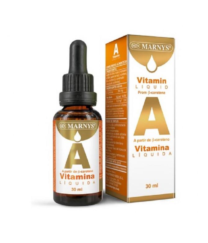 Marnys Vitamina A Líquida 30ml T