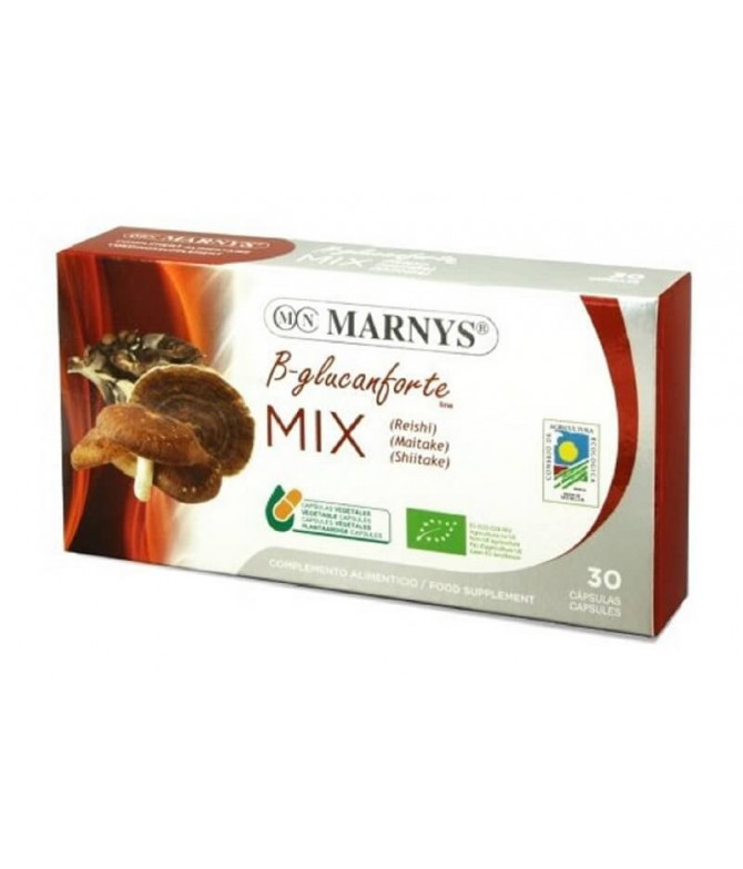 Marnys B-Glucanforte MIX BIO 30un T