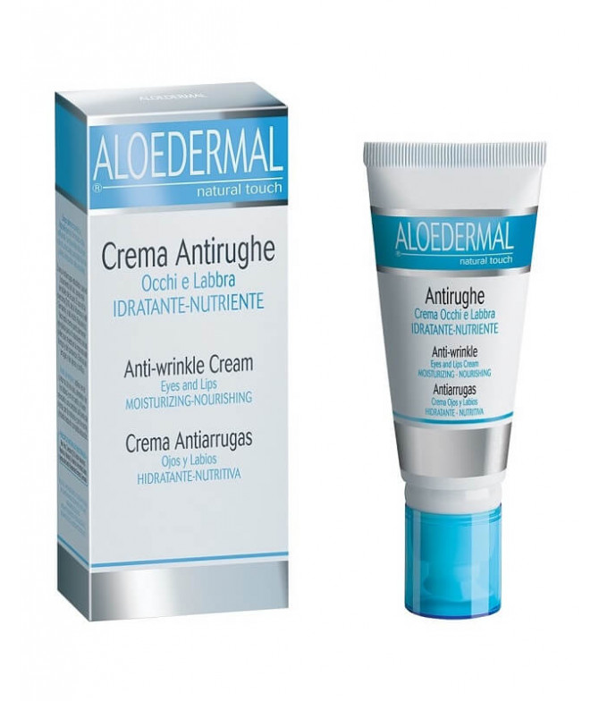 Aloedermal Creme Anti-Rugas 30ml