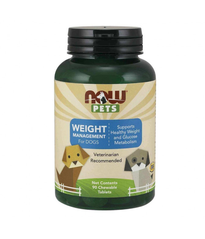 Now Pet Weight Management EMAGRECIMENTO 90un
