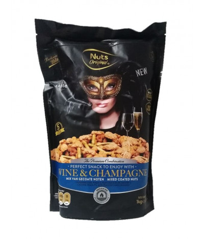 Nuts Original Wine & Champagne 1Kg