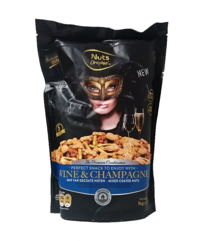 Nuts Original Wine & Champagne 1Kg T