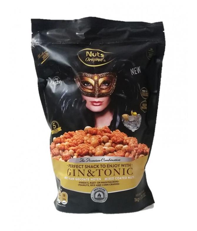 Nuts Original Gin & Tonic 1Kg T