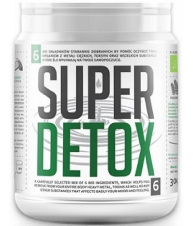 Diet-Food Superalimento Super Detox Mix Bio 300gr T