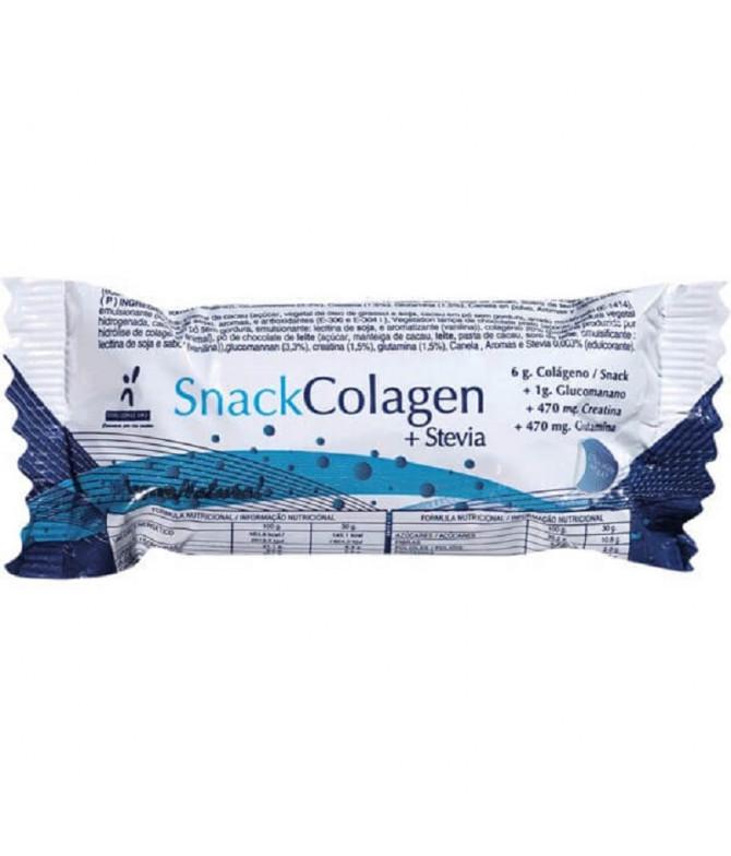 Prisma Natural Snack Colagénio Stevia 30gr T