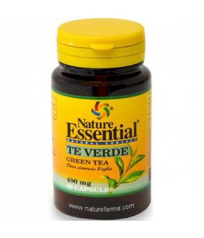 Nature Essential Chá Verde EMAGRECER 50un