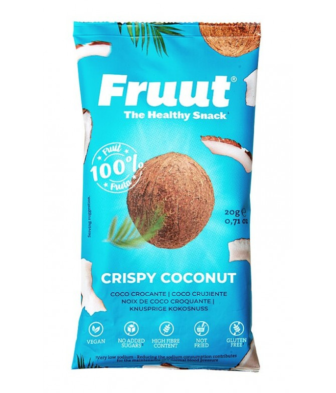 Fruut Snack Coco 20gr T