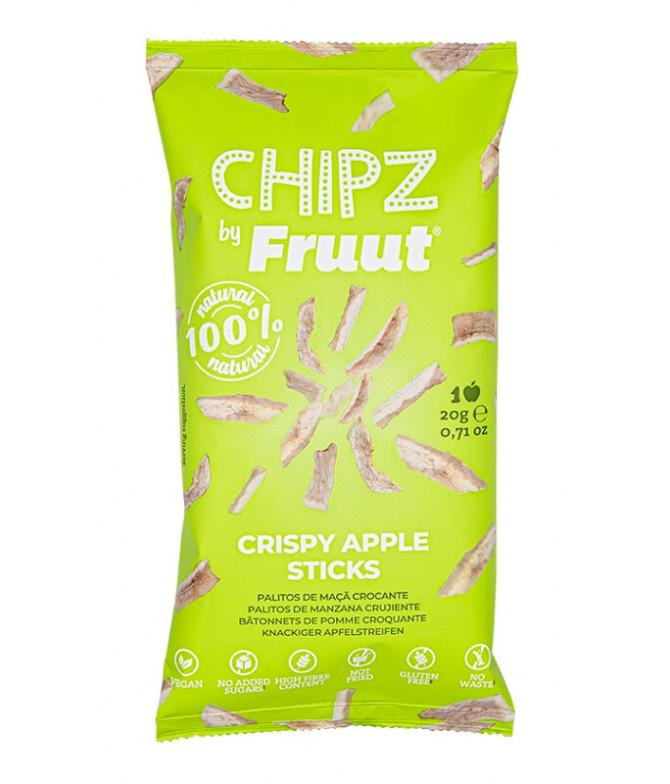 Fruut Chipz Manzana Verde 20gr T