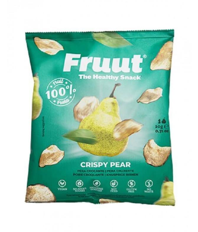 Fruut Snack 100% Pêra 20gr