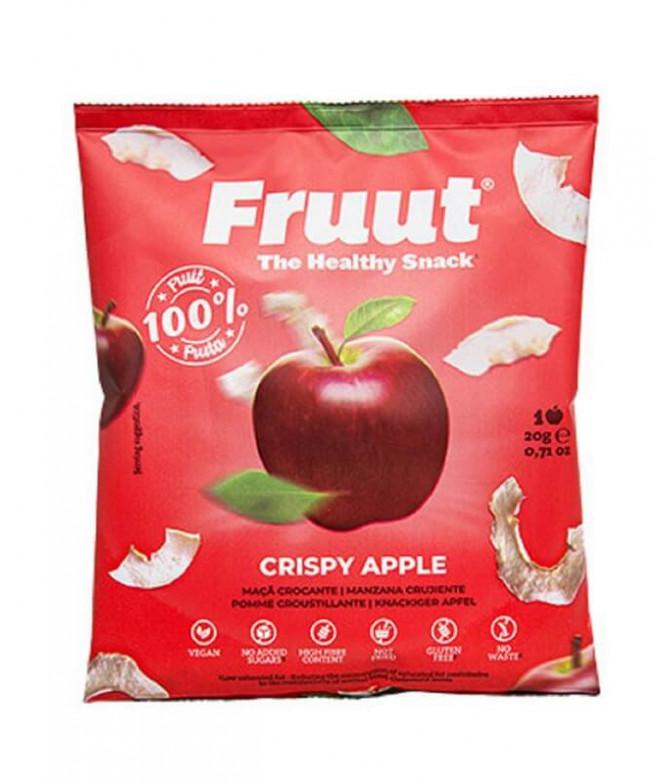 Fruut 100% Maçã Vermelha 20gr