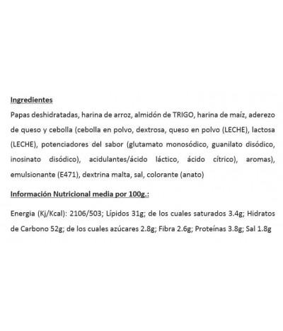 Pringles Queso & Cebolla 200gr T