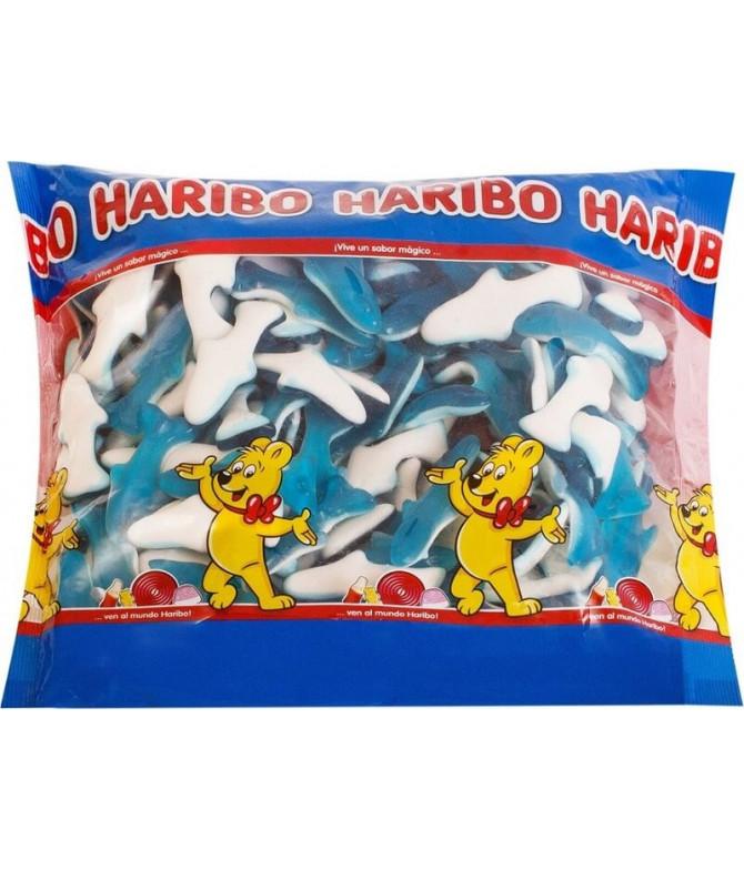 Haribo Gomas Golfinhos Brilho 1Kg