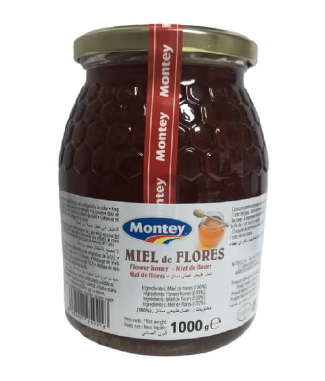 Montey Miel Flores 1kg T