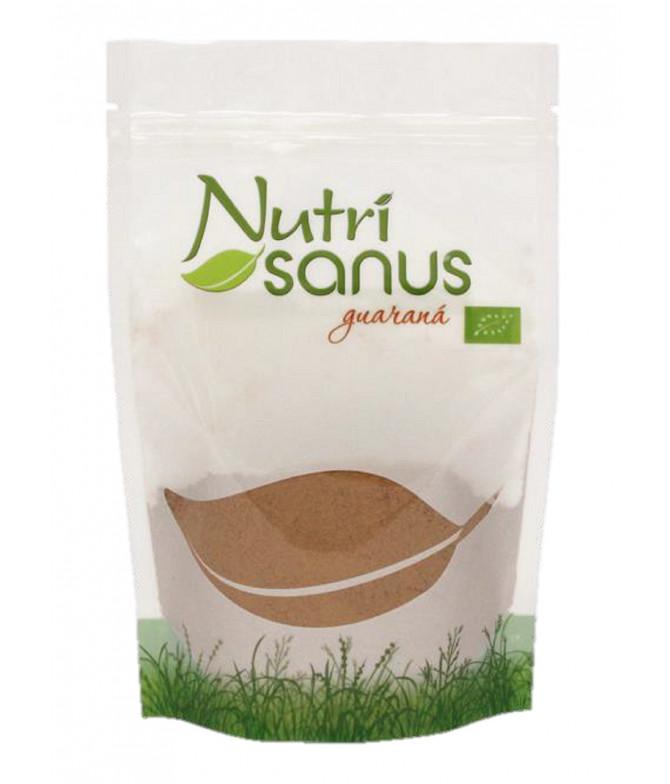 Nutri Sanus Guaraná BIO 100gr T