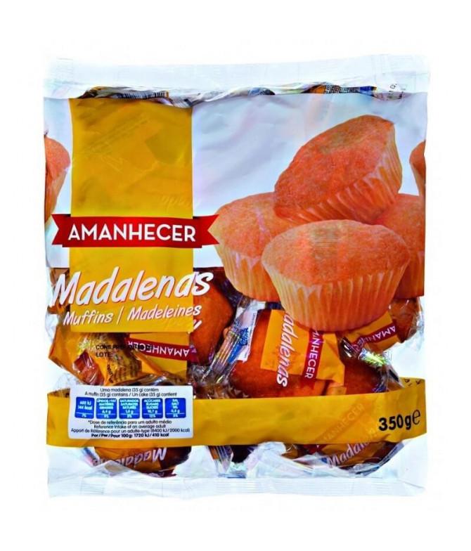 Amanhecer Madalenas 350gr