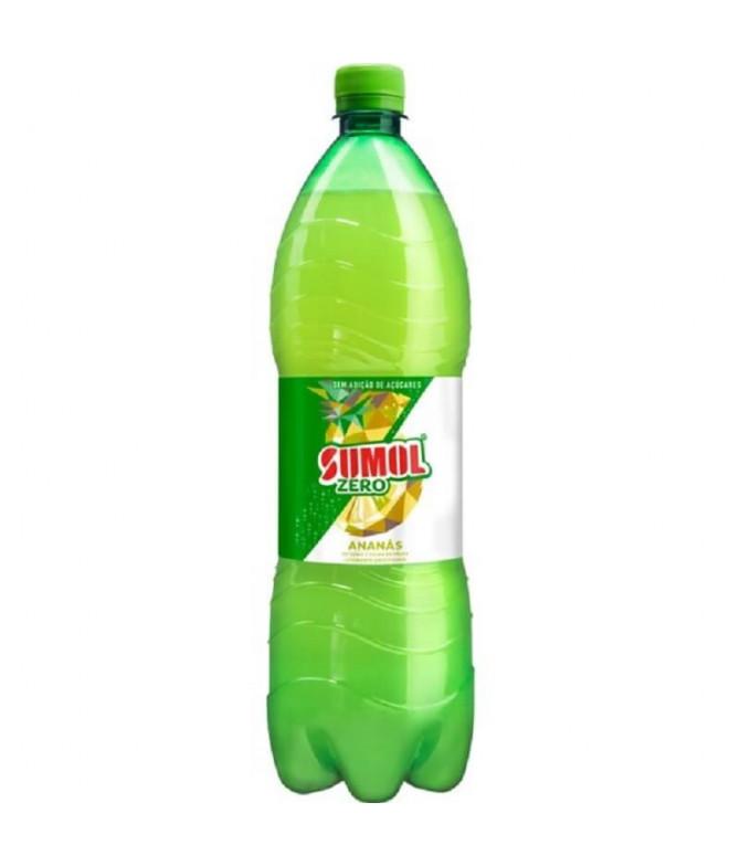 Sumol Zero Piña 1.25L T