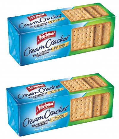 PACK 2 Cream Cracker Nacional