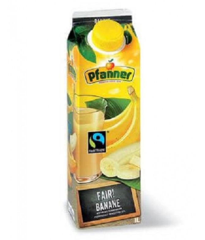 Pfanner Zumo Plátano 1L T