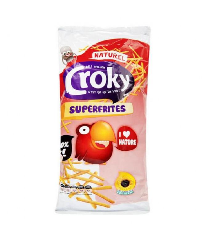 Croky Batata Frita Sticks Natural 150gr
