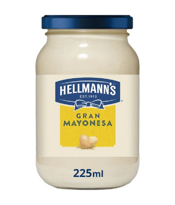 Hellmann's Mayonesa 225ml T