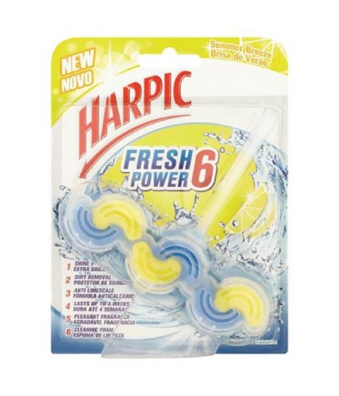 Harpic WC Fresh Power Brisa Verano 1un T