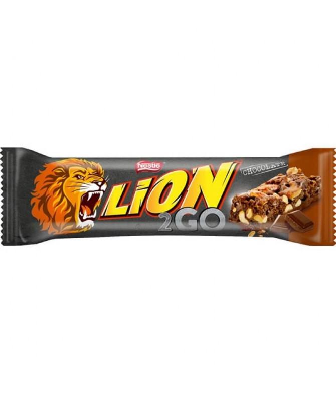 Nestlé Lion 2 Go Barrita Chocolate 33gr