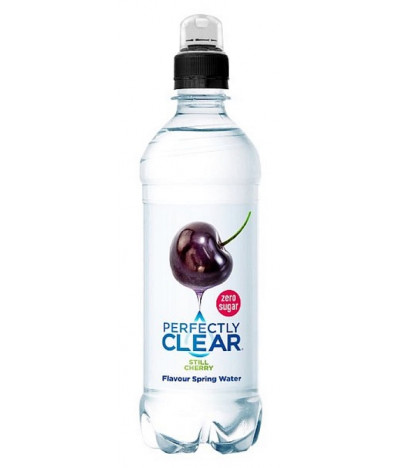 Perfectly Clear Agua Sabor Cereza 500ml T