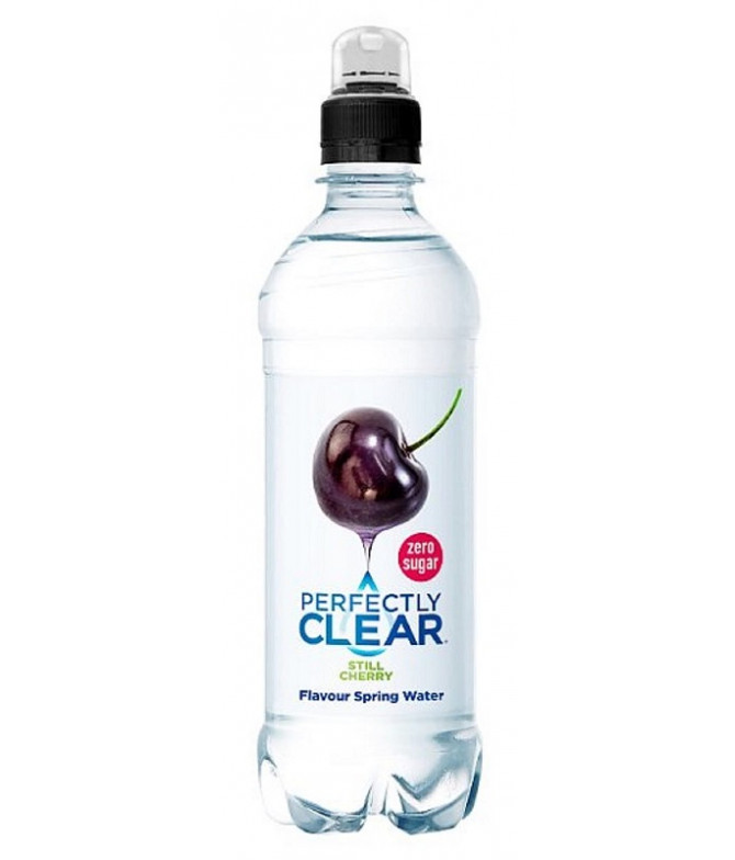 Perfectly Clear Água Sabor Cereja 500ml