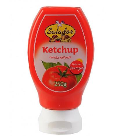 Salador Ketchup Top Down 250ml T
