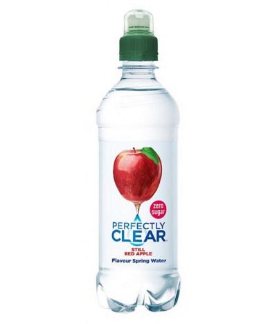 Perfectly Clear Agua sabor Manzana 500ml T