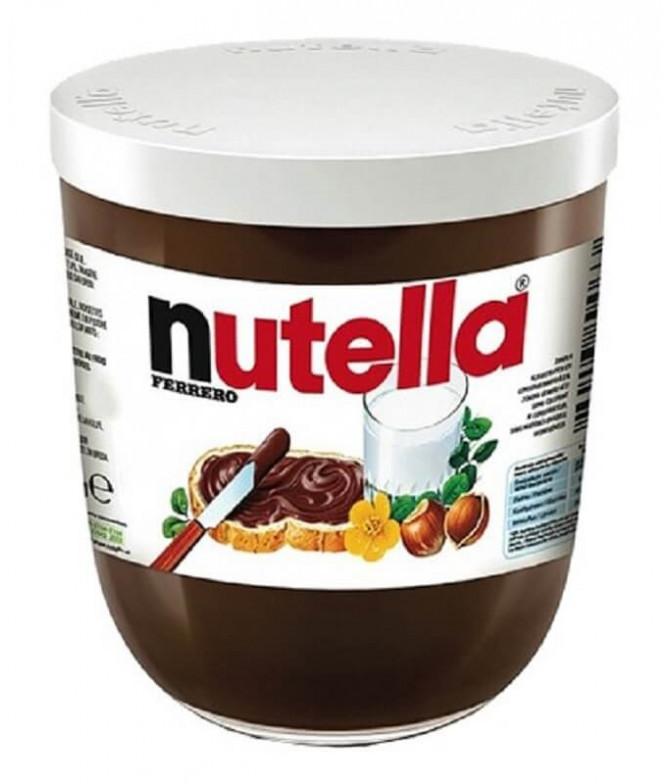 Nutella Creme Chocolate Avelã 200gr