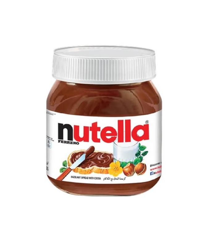 Nutella Creme Chocolate Avelã 400gr
