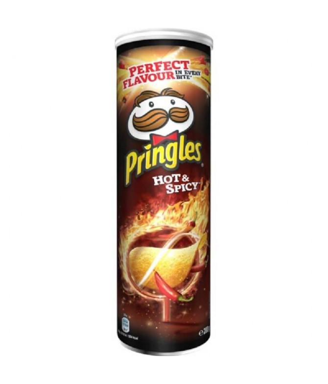 Pringles Hot & Spicy 200gr