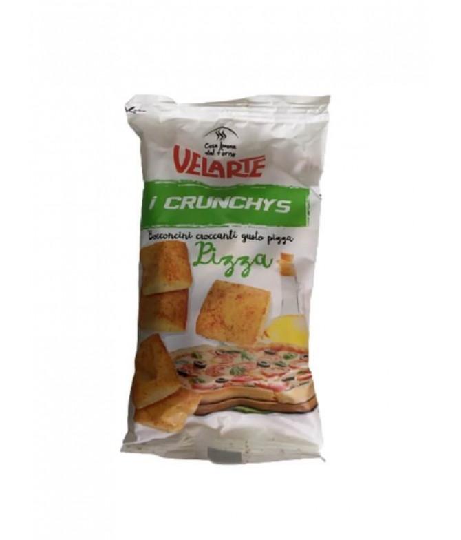 Velarte i Crunchys Sabor Pizza 35gr