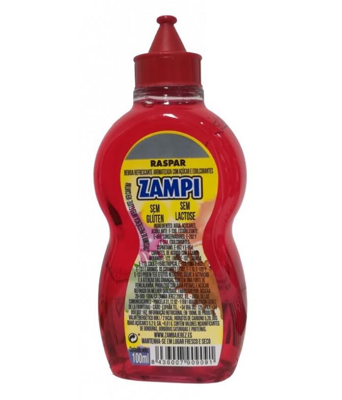 Zampi Bebida Refrescante Morango 100ml